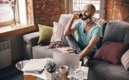 Riscos da falta de ergonomia no home office