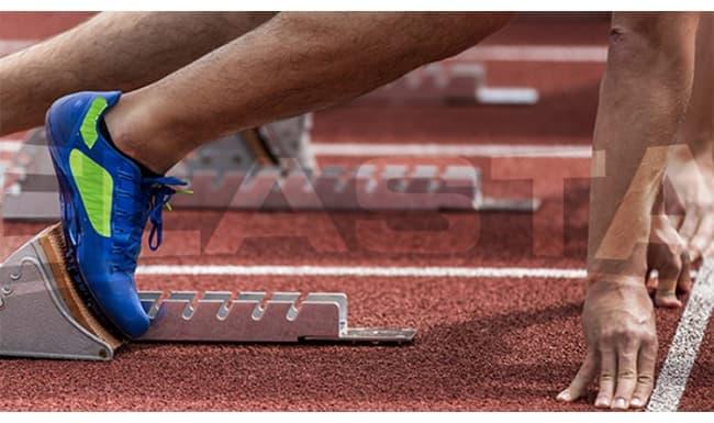 Piso para Pista de Atletismo