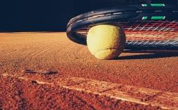 Medidas de quadras de tênis