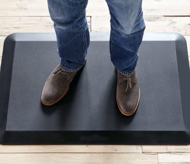 Como identificar um piso ergonômico