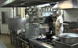 Pisos para cozinhas industriais
