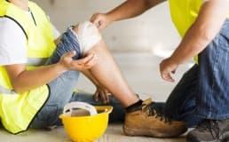 Principais causas de acidentes no trabalho
