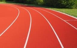 Entenda do que é composta a pista de atletismo