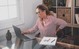 Saiba como as empresas estão trabalhando exercícios de ergonomia em funcionários que estão no home office